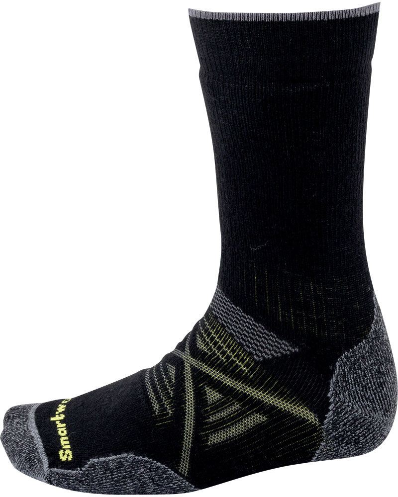 Smartwool Men's Merino PhD Outdoor Medium Crew Socks 0