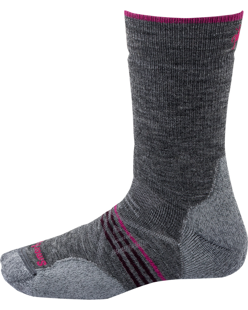 Smartwool Women's Merino PhD Outdoor Medium Crew Socks 0