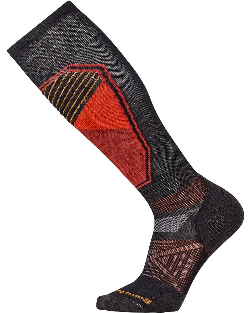 Smartwool Men's Merino PhD Ski Light - Pattern Socks 7