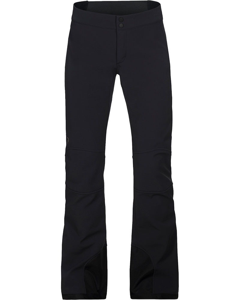 Peak Performance Women's Stretch Ski Ski Pants Black 0