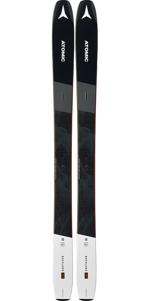 Atomic Backland 107 Backcountry Skis 2019 / 2020 No Colour 0