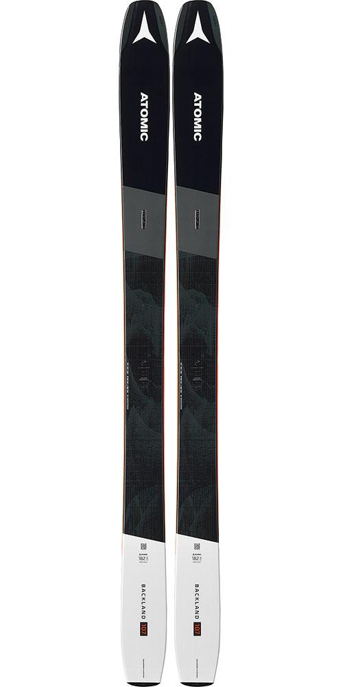 Atomic Backland 107 Backcountry Skis 2019 / 2020 0