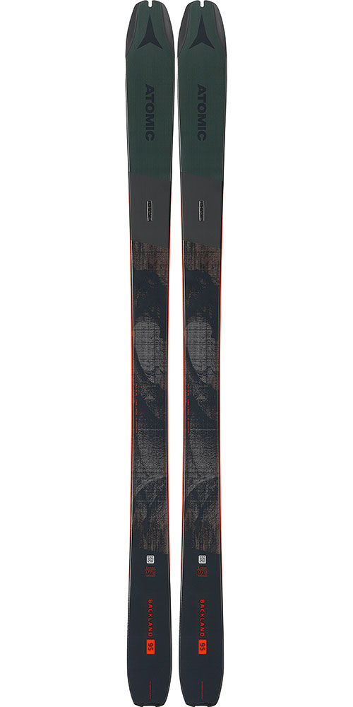 Atomic Backland 95 Backcountry Skis 2019 / 2020 No Colour 0