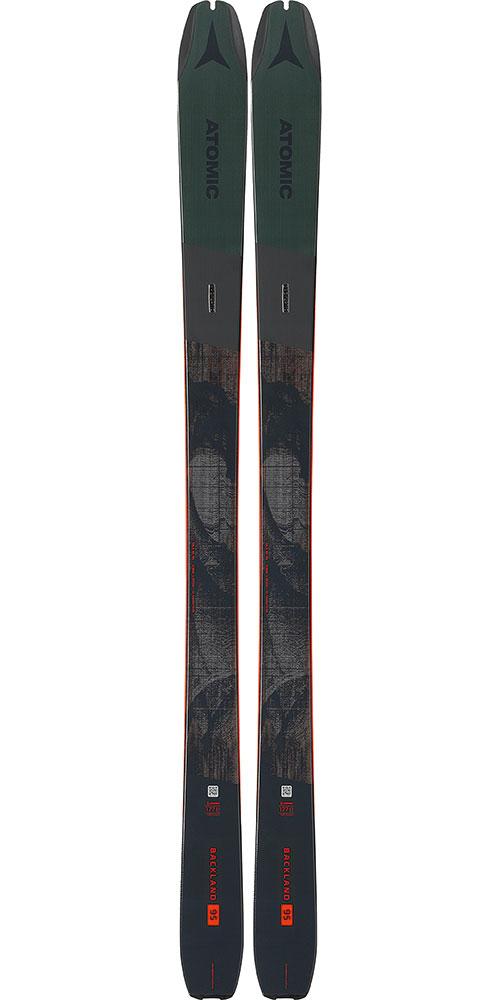 Atomic Backland 95 Backcountry Skis 2019 / 2020 0