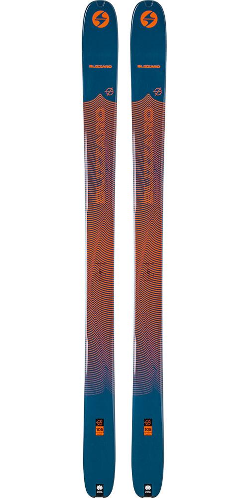 Blizzard Zero G 105 Backcountry Skis 2019 / 2020 0