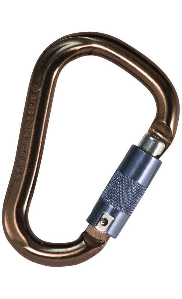 Black Diamond Rocklock Twistlock Carabiner 0