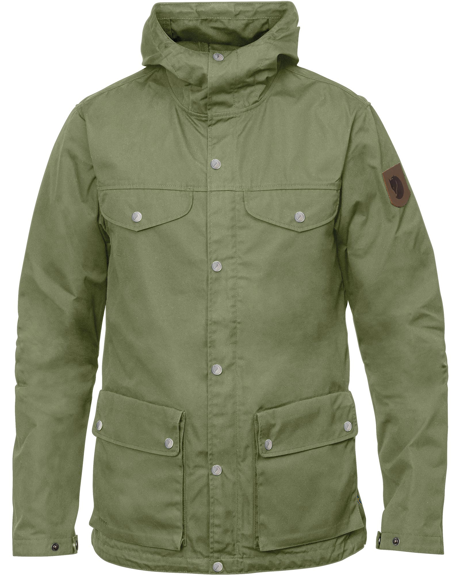 Fjallraven Men's Greenland G-1000 Eco Jacket 0