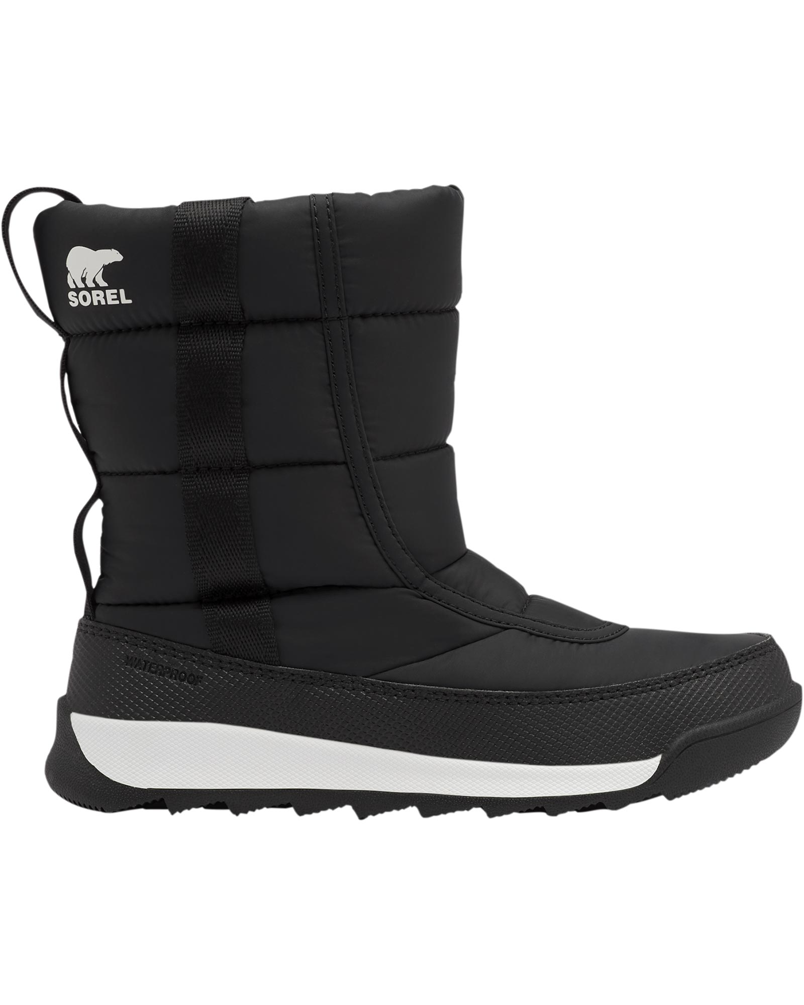Sorel Youth Whitney II Puffy Mid Snow Boots 0