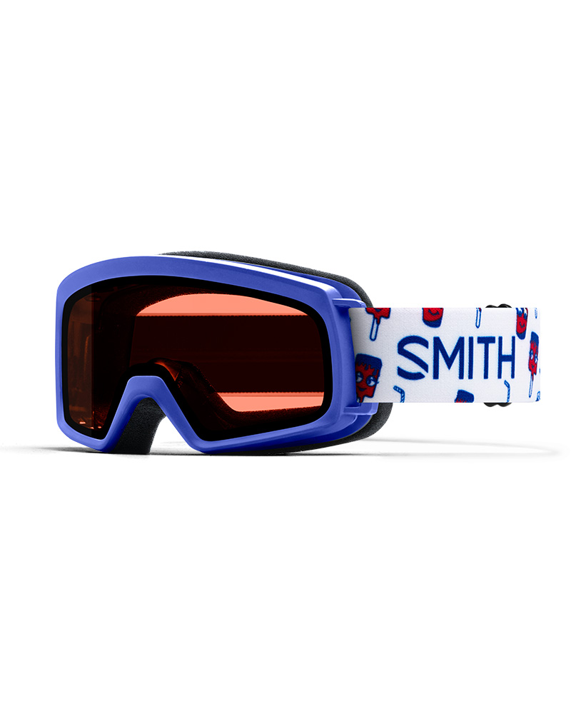 Smith Kids' Rascal Blue Showtime / RC36 Goggles 2019 / 2020 0