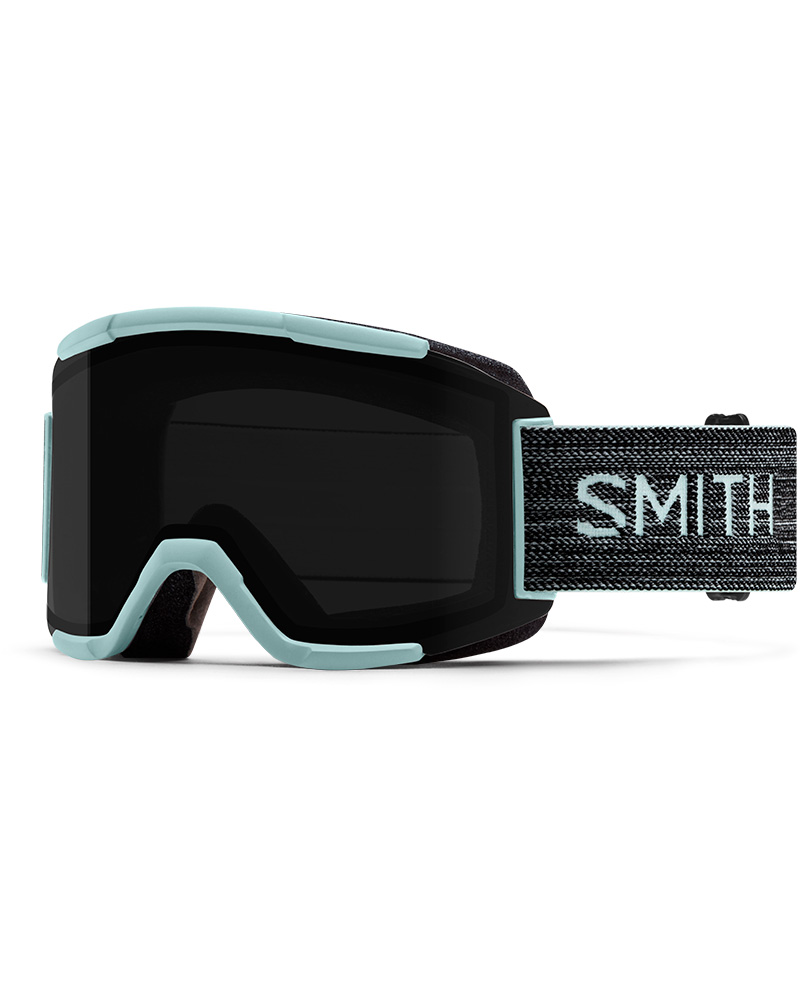Smith Women's Squad Pale Mint / ChromaPop Sun Black + Yellow Goggles 2019 / 2020 0