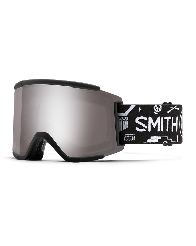 Smith Squad XL Craig Robson / ChromaPop Sun Platinum Mirror + ChromaPop Storm Rose Flash Goggles 2019 / 2020 Craig Robson 0