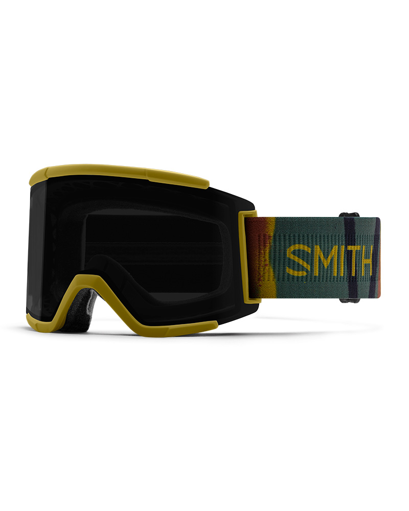 Smith Squad XL Spray Camo / ChromaPop Sun Black + ChromaPop Storm Rose Flash Goggles 2019 / 2020 0
