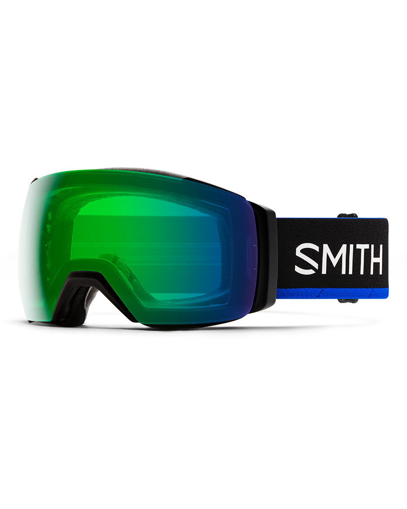 Smith I/O MAG XL Smith x The North Face / ChromaPop Everyday Green Mirror + ChromaPop Storm Rose Flash Goggles 2019 / 2020 0