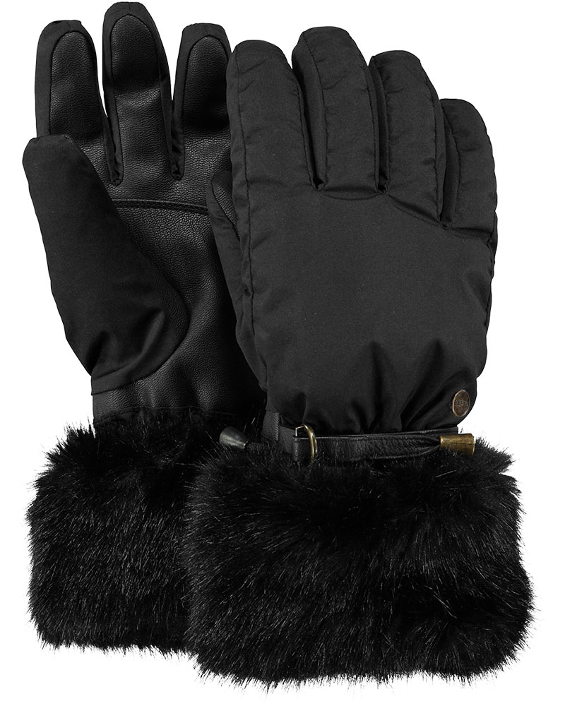 Barts Women's Empire Ski Gloves Black 0