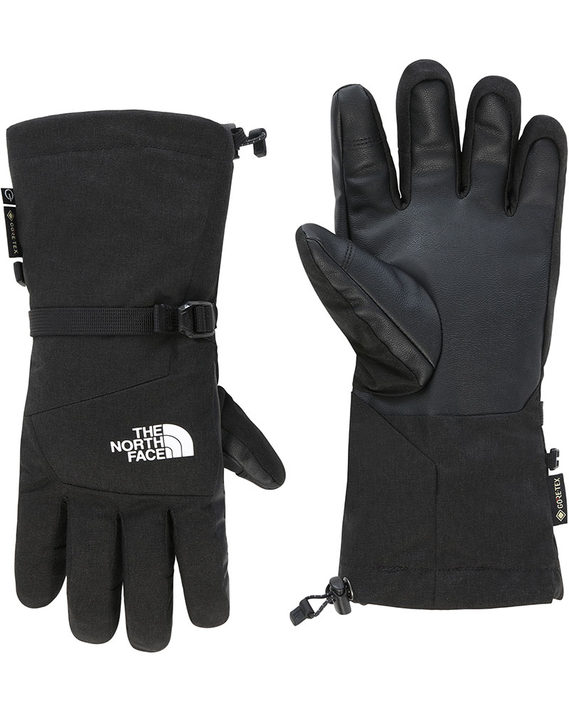 The North Face Women's Montana GORE-TEX Ski Gloves TNF Black Heather 0