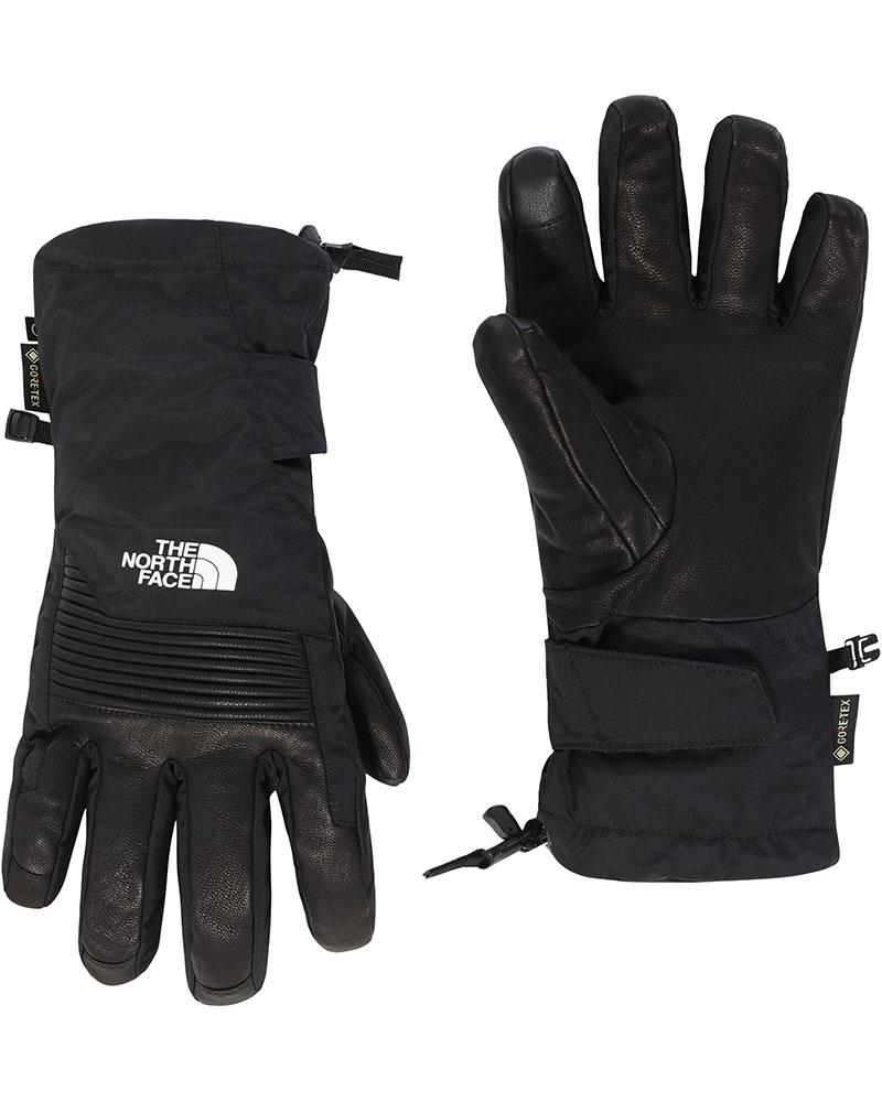The North Face Men's Powdercloud GORE-TEX Etip Ski Gloves TNF Black 0