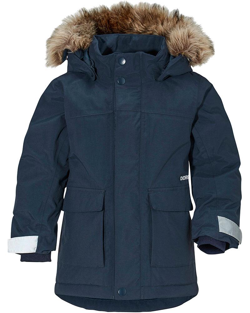 Didriksons Kids' Kure Snowsports Parka Jacket 0