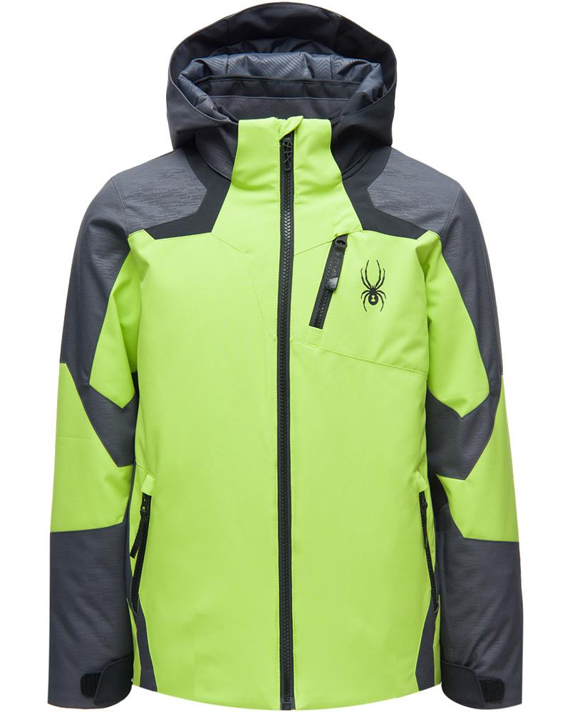 Spyder Boys' Leader Snowsports Jacket 0