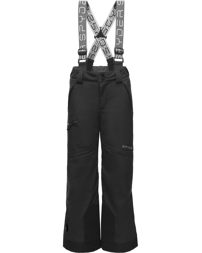 Spyder Boys' Propulsion Snowsports Pants Black 0