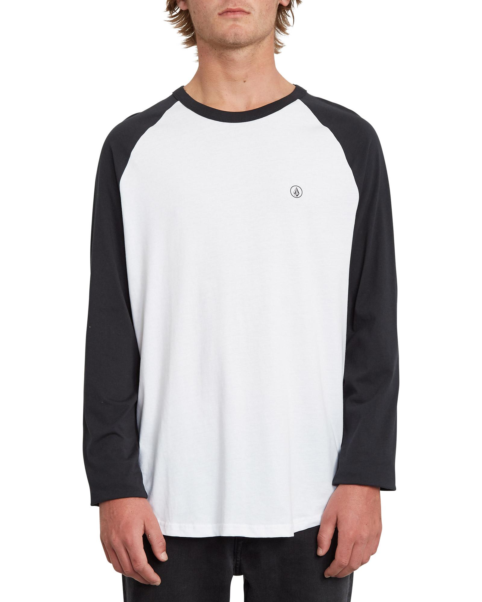 Volcom Men's Pen BSC Long Sleeve T-Shirt 0
