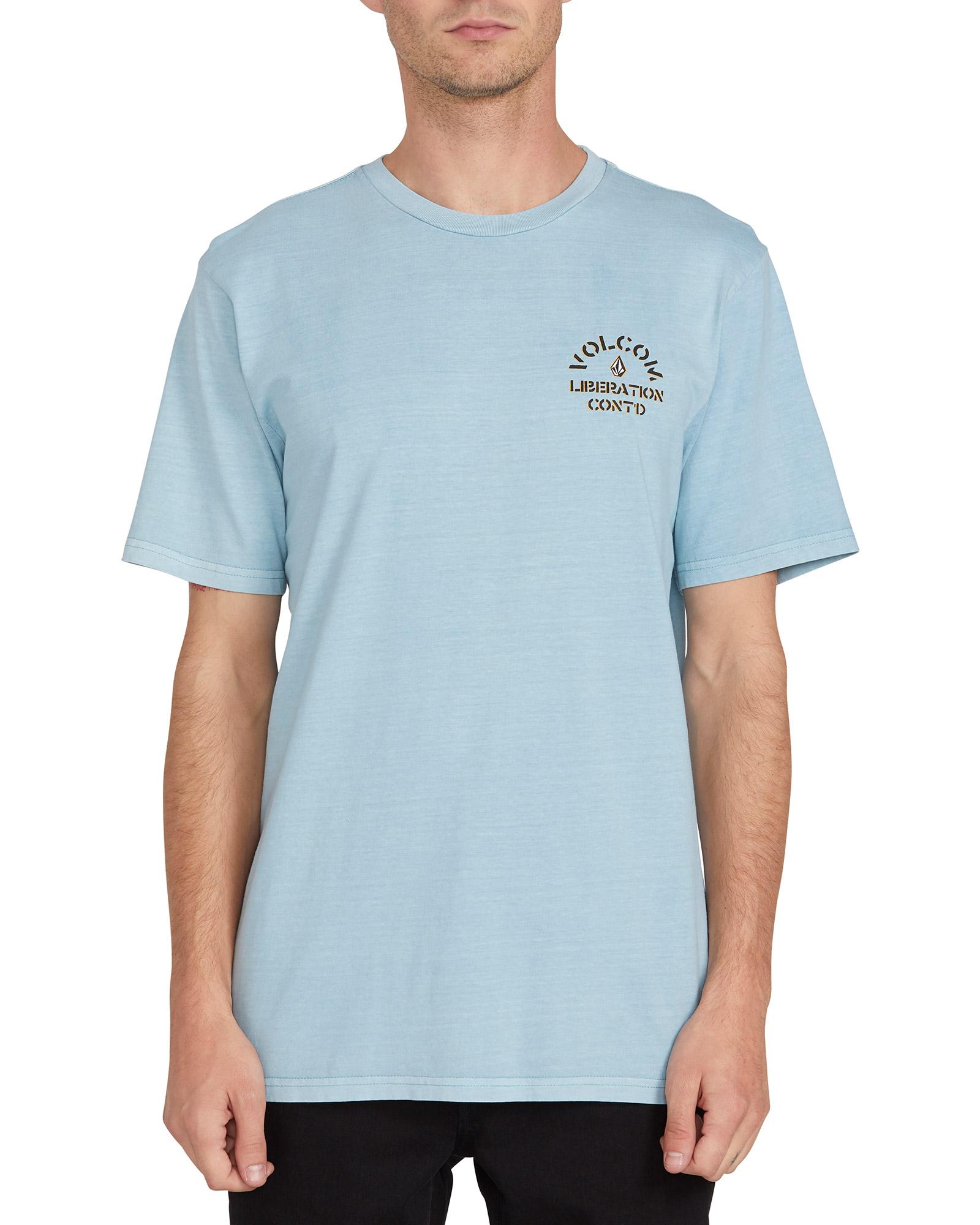 Volcom Men's Chromatic Crew Short Sleeve T-Shirt 0