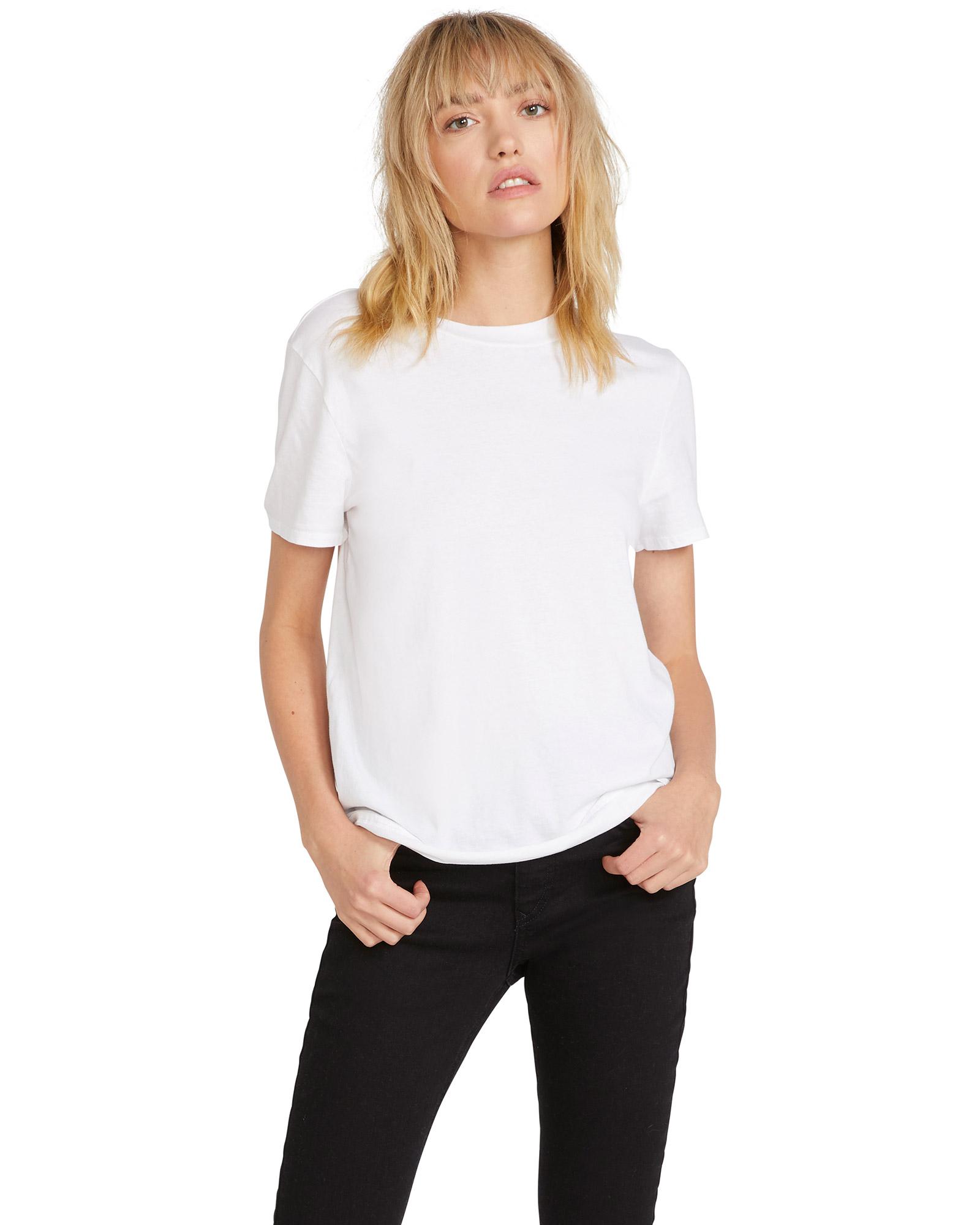 Volcom Women's One of Each BF Short Sleeve T-Shirt 0