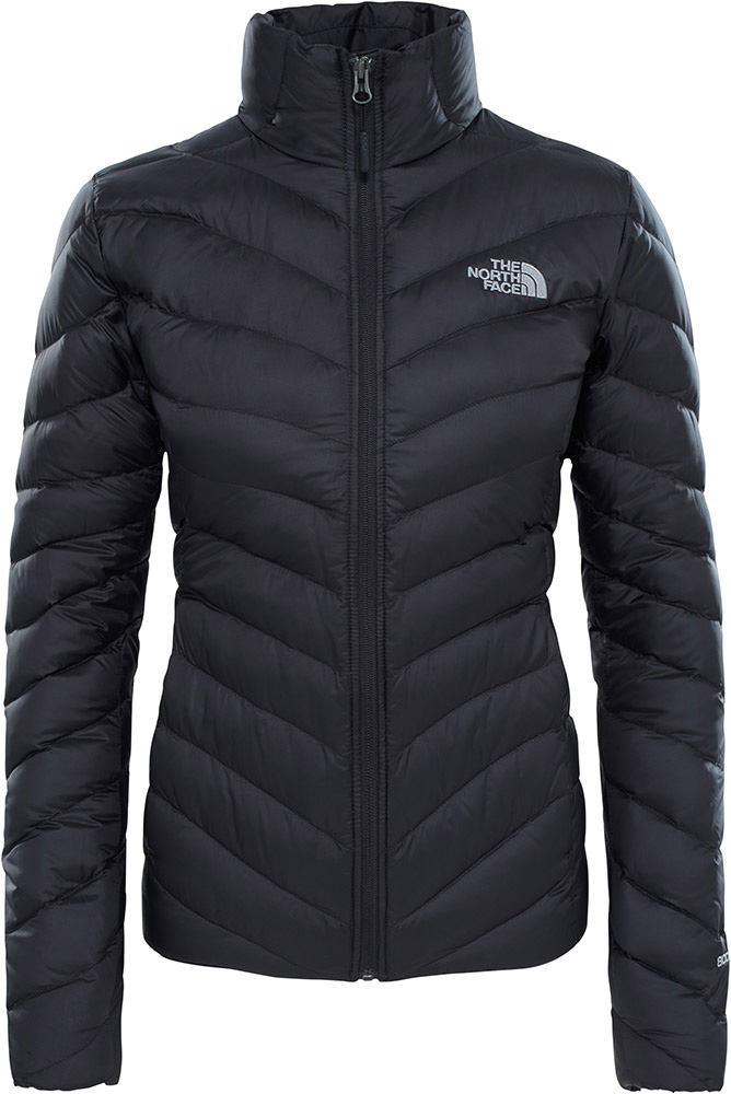 The North Face Women's Trevail Jacket TNF Black 0