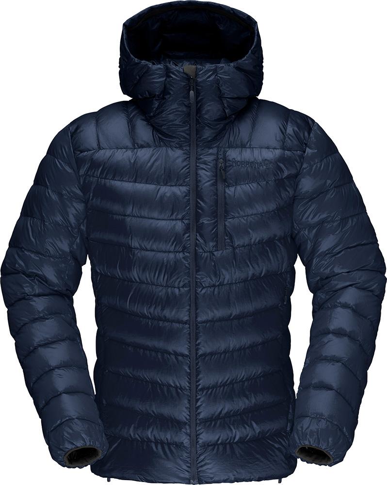 Norrona Men's Lyngen Down Hooded Ski Jacket 0
