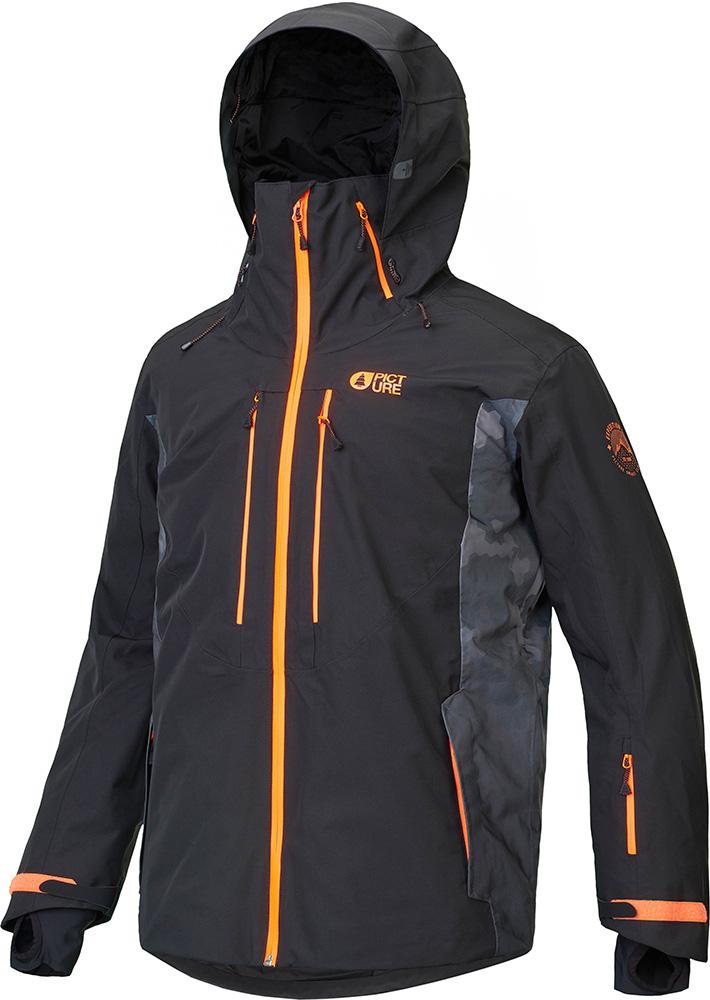 Picture Men's Track Snowsports Jacket Black 0