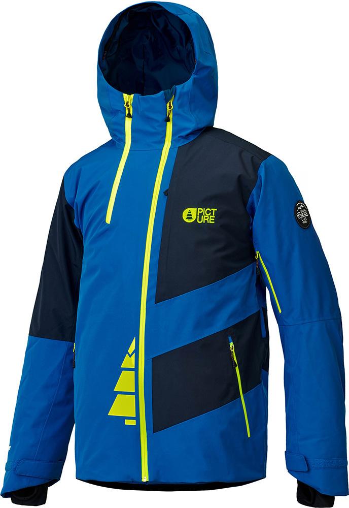 Picture Men's Alpin Snowsports Jacket Picture Blue 0