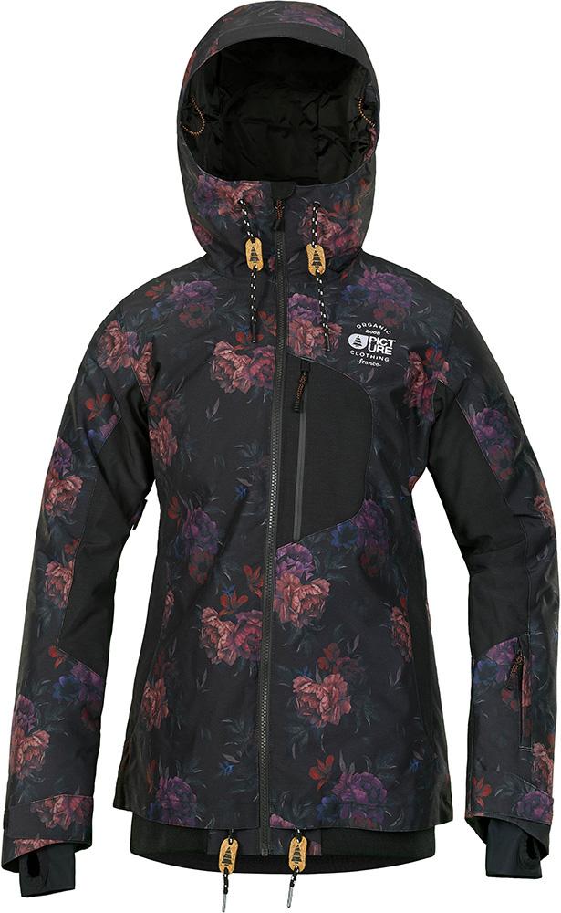 Picture Women's Milk Snowsports Jacket Flower Print 0