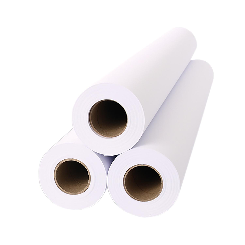 Inkjet Plotter Roll 914mm x 45m 90gsm White Ref 2645C [Pack 6]