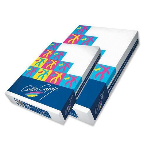 Color Copy Card Premium Super Smooth 160gsm FSC A4 White Ref CCW0350 [250 Sheets]