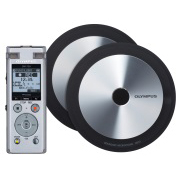 Olympus DM-720 Meet & Record Kit Large Rechargeable Built In USB Ref V414111SE020