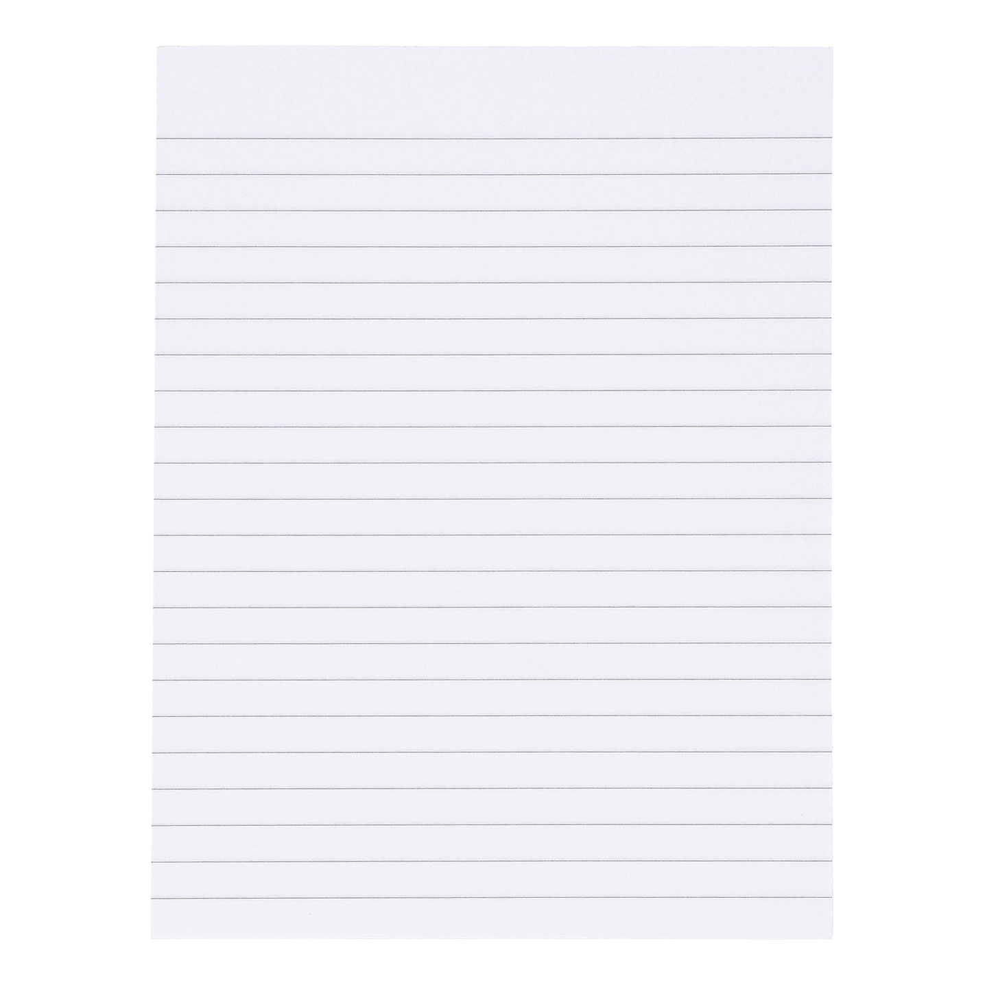 5 Star Value Memo Pad Headbound 60gsm Ruled 160pp 150x200mm White Paper [Pack 10]