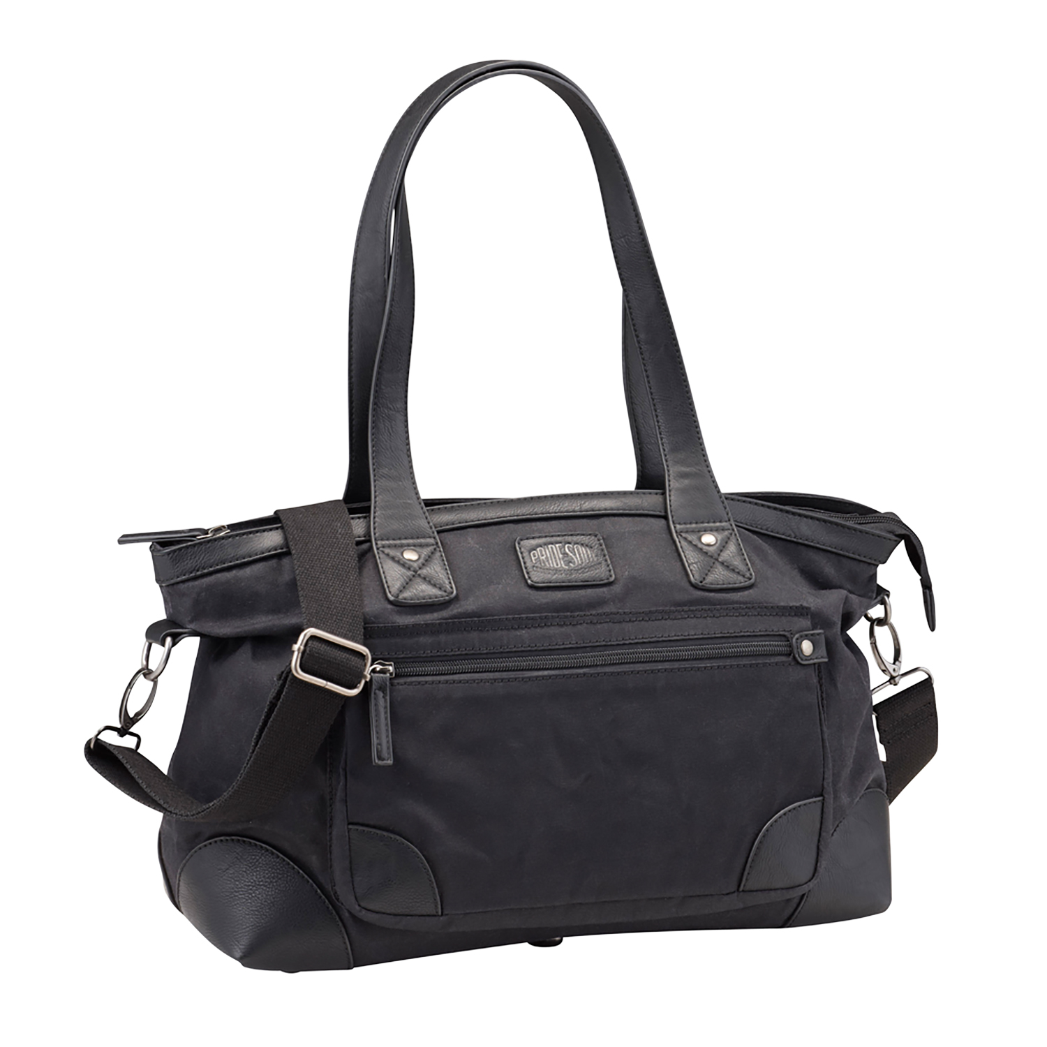 Image for Pride and Soul Heaven Handbag with Secure Zip Closure Ref 47306