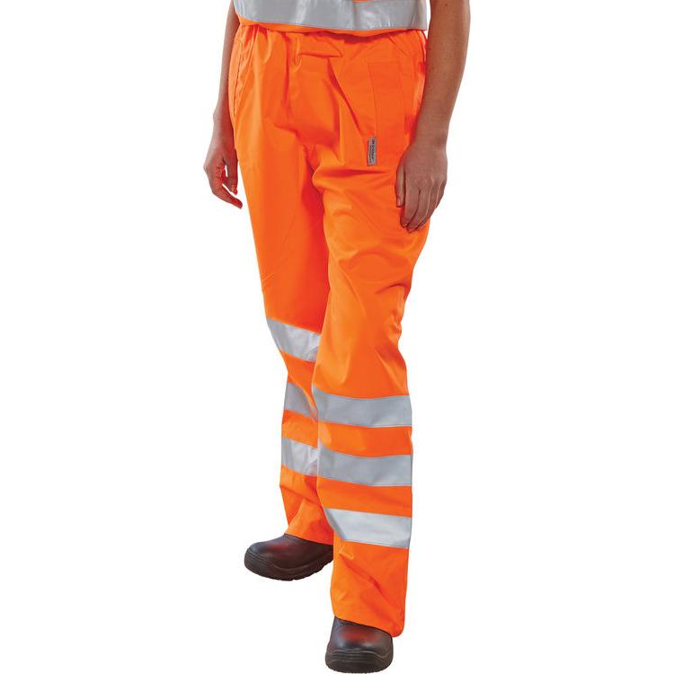 En Iso20471 Orange Xl - Bseen Birkdale Trs