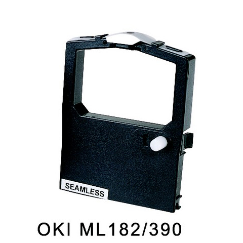 OKI 2455RN Compatible Dot Matrix Printer Ribbon Cartridge Black