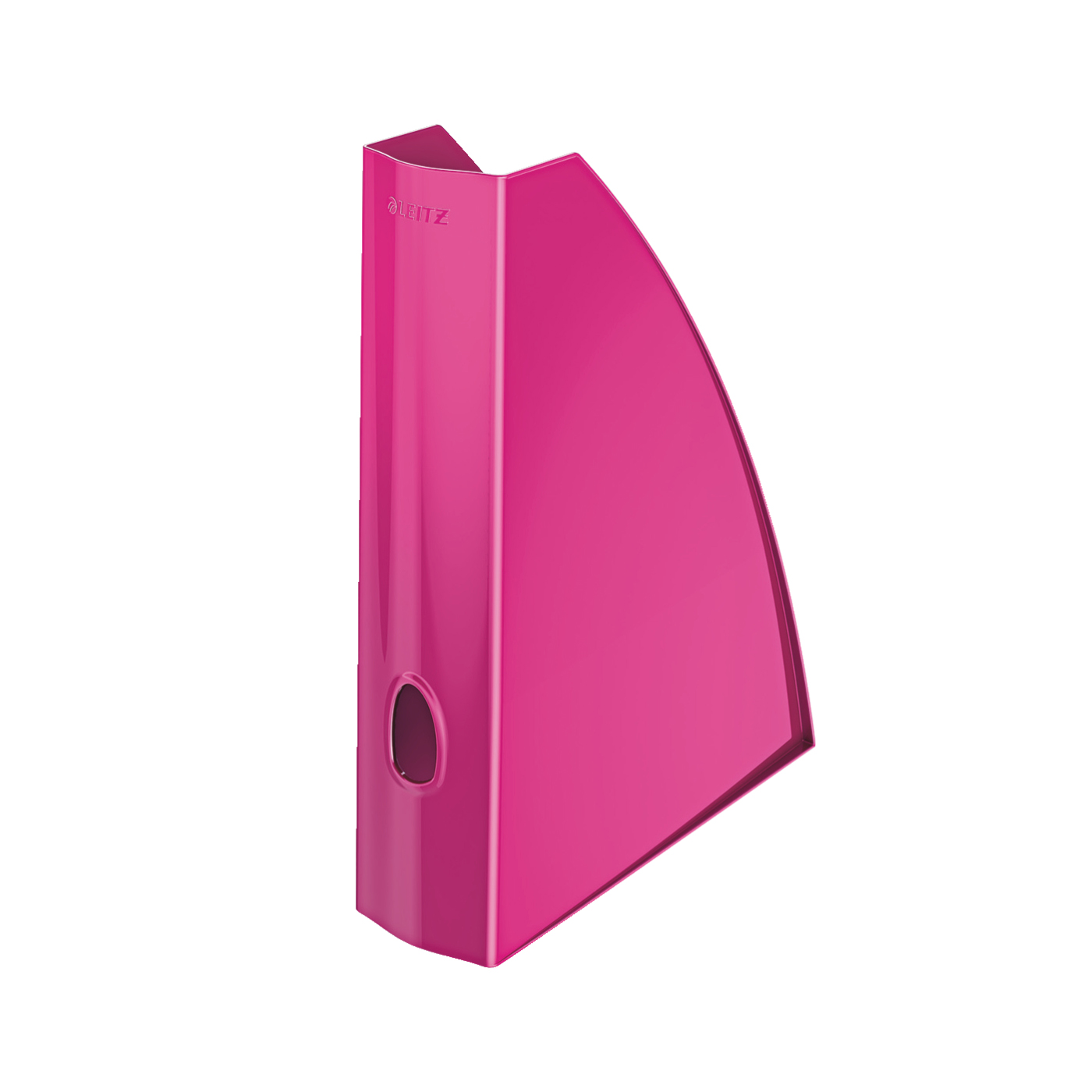 Leitz WOW Magazine File A4 Metallic Pink Ref 52771023