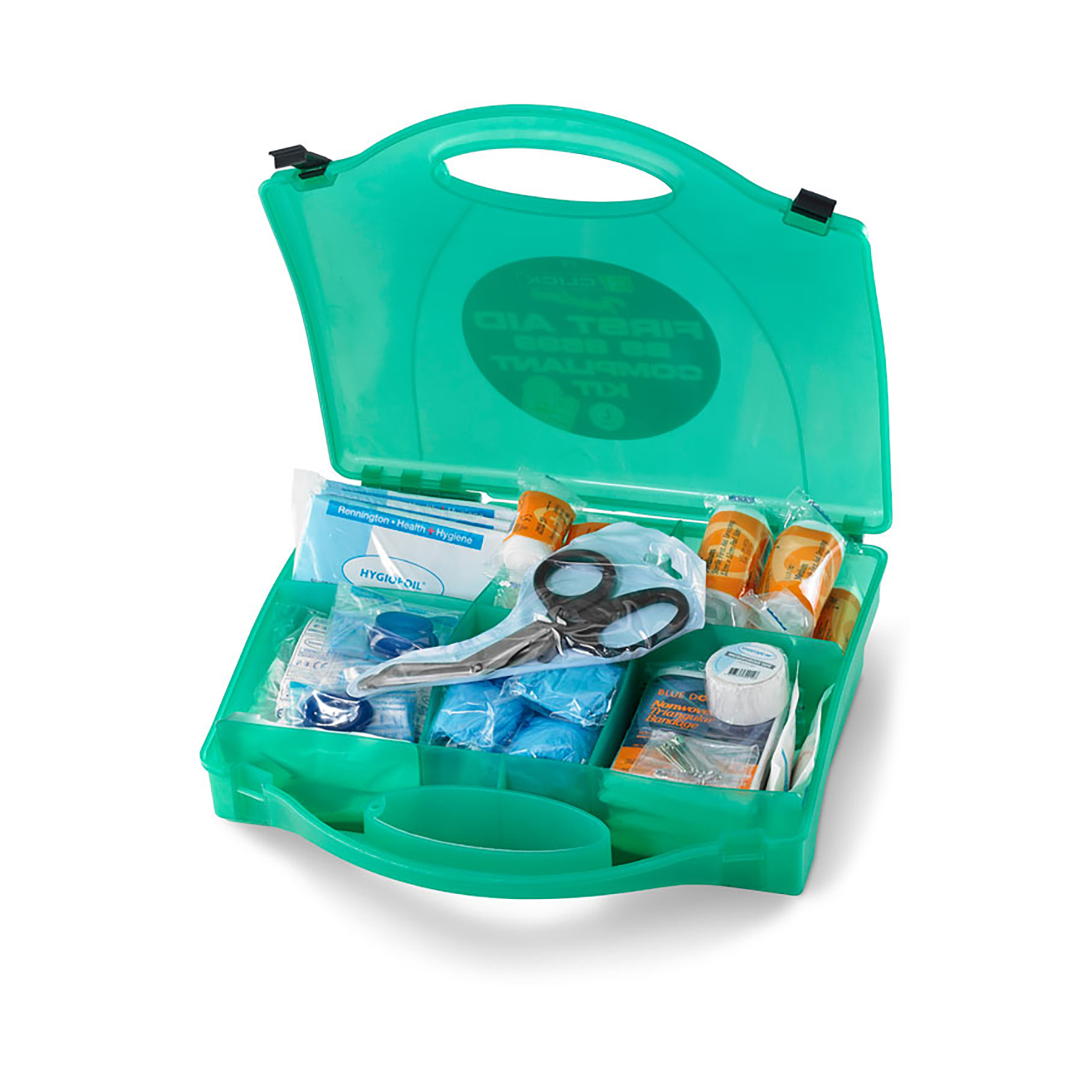 5 Star Facilities First Aid Kit BSI 1-50 Person