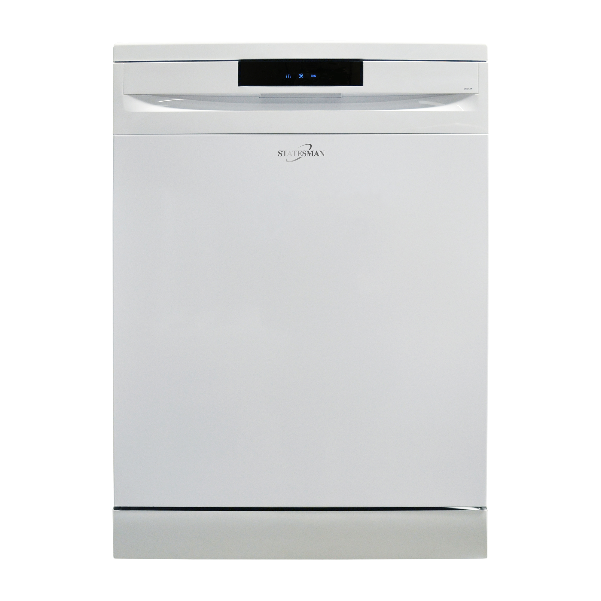Statesman Dishwasher A++ Rating Flood Protection 60cm White Ref SFD12P