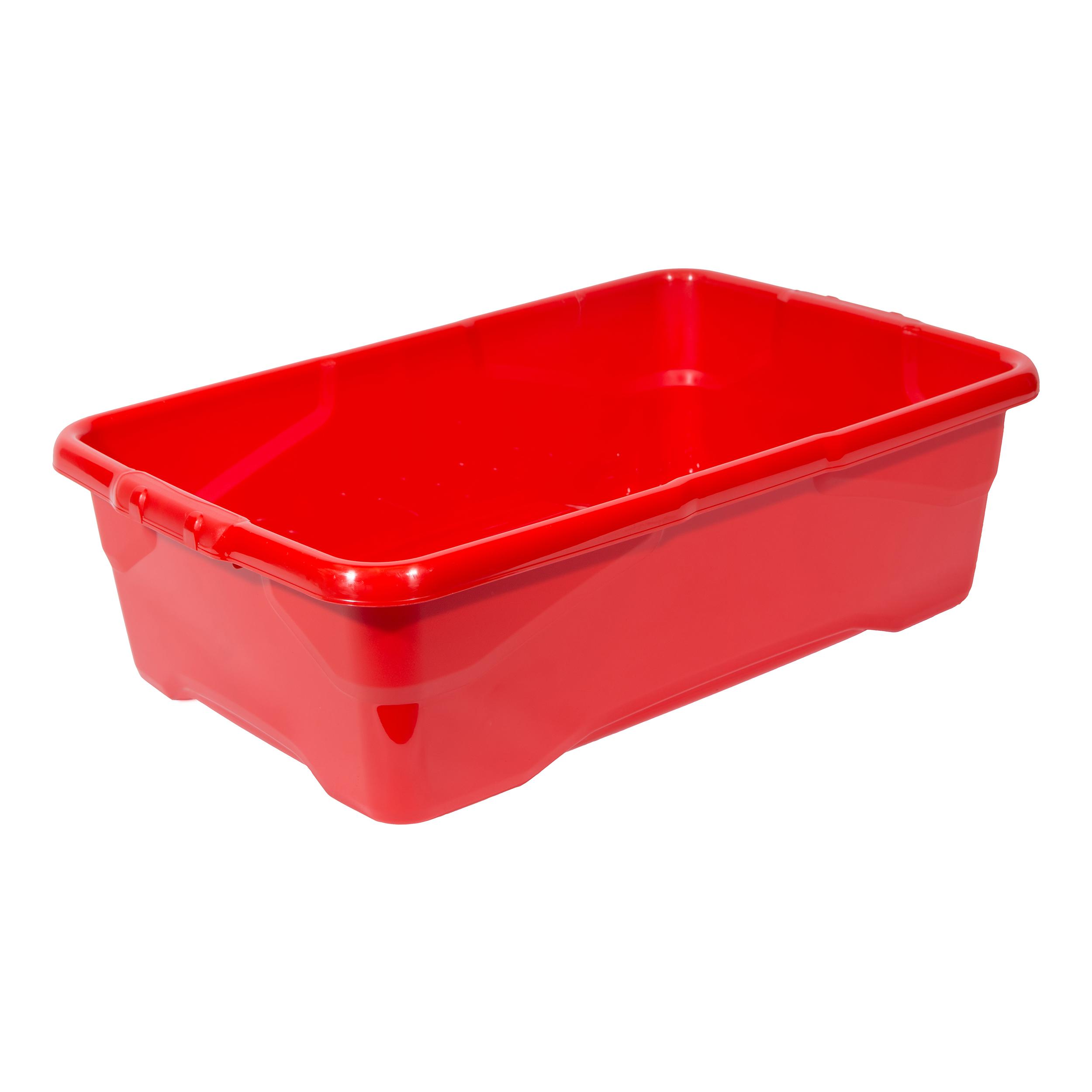 Strata Curve Box 30 Litre Red Ref XW201B-RED