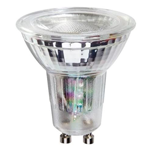 Megaman 5.5W Bulb LED GU10 Dimmable Glass Cool White Ref 142222