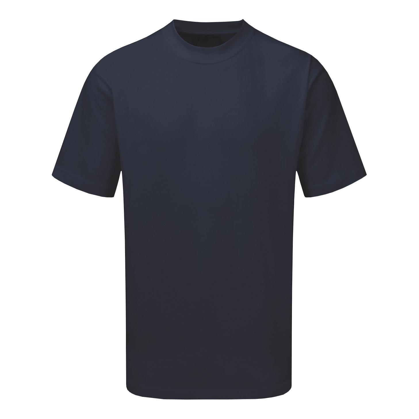 Click Leisurewear - T-Shirt Hw Navy 3Xl