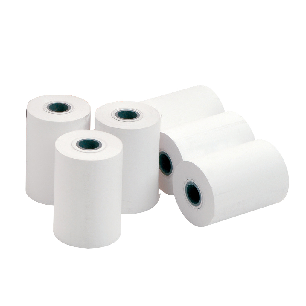 Image for Phenol Free Thermal Rolls 57mmx38mm 1Ply [Pack 20]