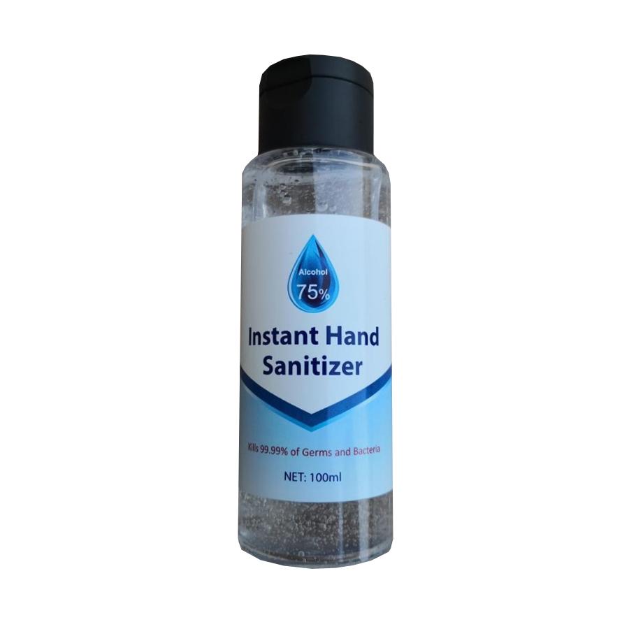 Hand Sanitizer  Flip Top 75% Alcohol 100ML [Pack 24]