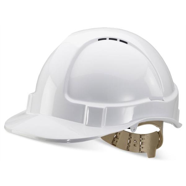 B-Brand Other Range - B-Brand Vented S/Helmet White
