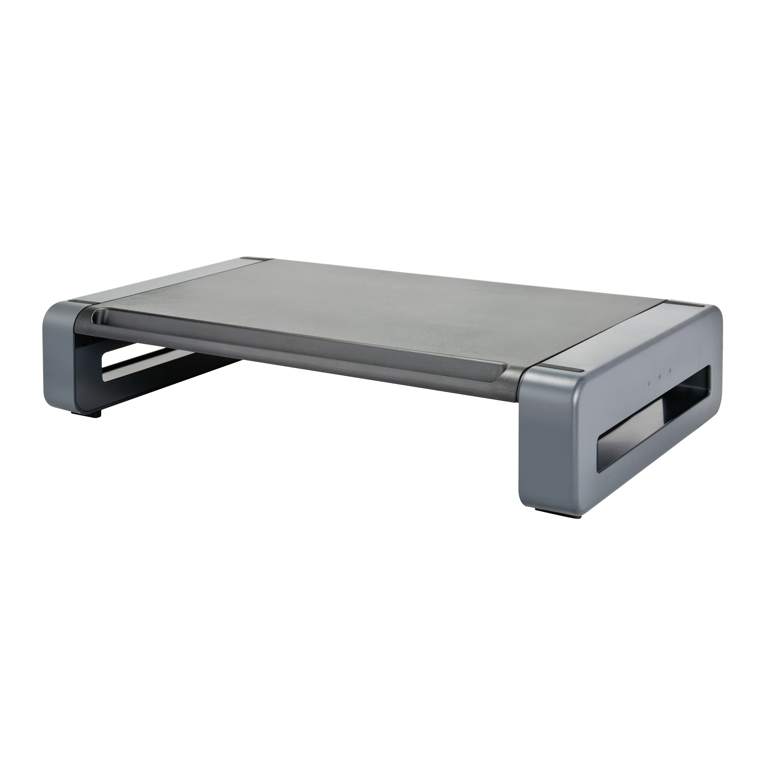 Deluxe Monitor Stand Capacity Up to 24inch Ref MS-1001G