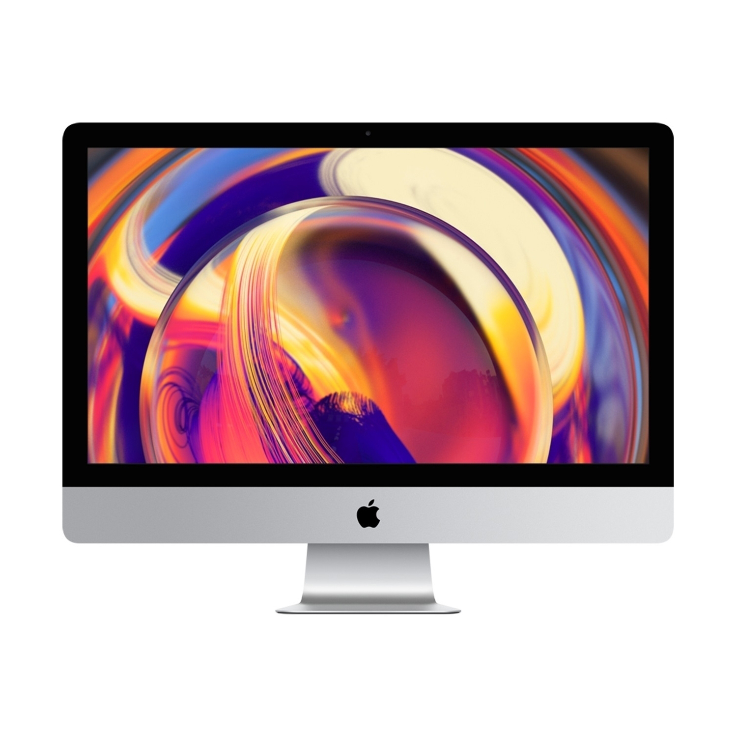 Image for Apple iMac 27inch 8th Generation MacOS 5K Display i5 Processor 3.0GHz 8GB Ref MRQY2B/A