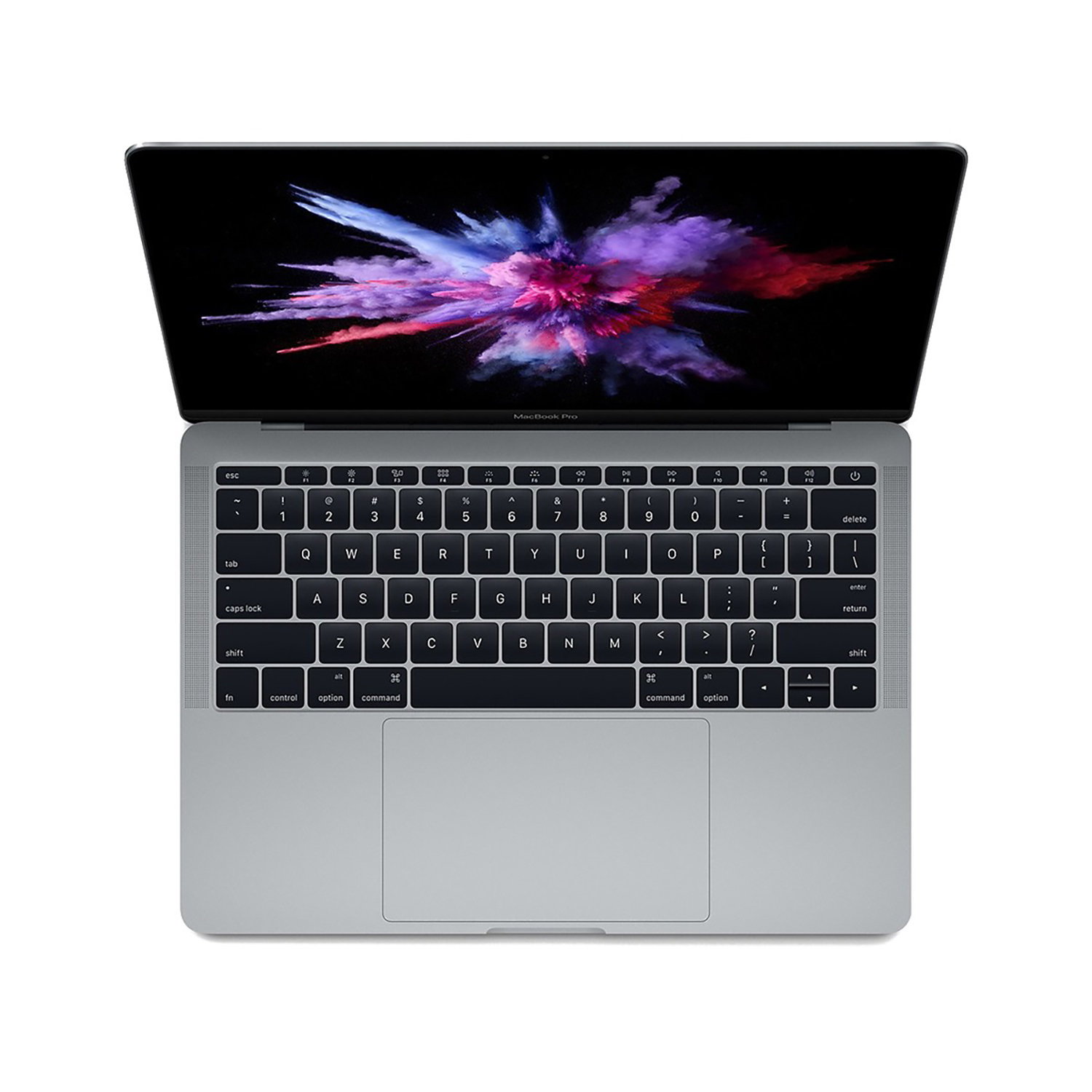 Image for Apple MacBook Air 13inch 8th Generation MacOS i5 Processor Touch Bar 128GB Space Grey Ref MVFH2B/A